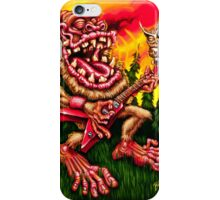 Backwoods Boogie by BigToe iPhone Case/Skin