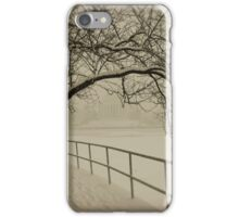 In the Distance III iPhone Case/Skin