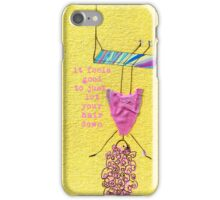 let your hair down - iphone case iPhone Case/Skin