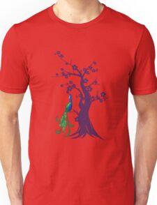 peacock blossoms Unisex T-Shirt