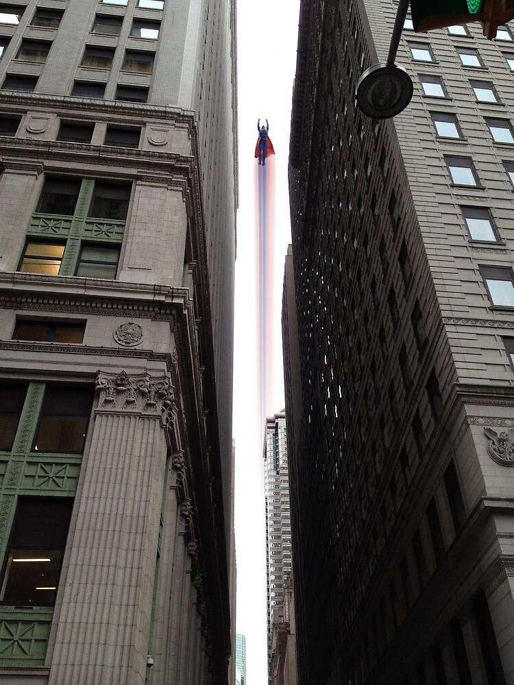 Superman by kc135