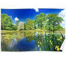 Derbyshire Landscapes Poster