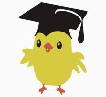 ღ°ټAdorable Nerd Chick on a Graduation Cap Clothing& Stickersټღ° by Fantabulous