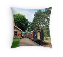 Holt Station Norfolk Throw Pillow