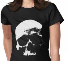 Memento Mori (Skull) Womens Fitted T-Shirt