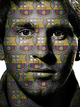 Lionel Messi by alsadad