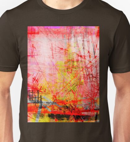 the city 33 Unisex T-Shirt