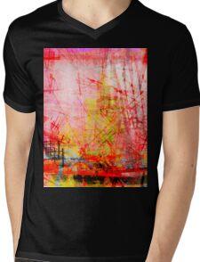 the city 33 Mens V-Neck T-Shirt