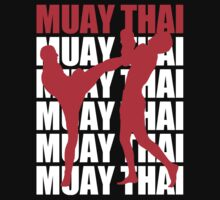 Muay Thai One Piece - Short Sleeve