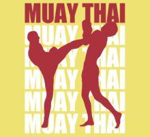 Muay Thai Kids Tee