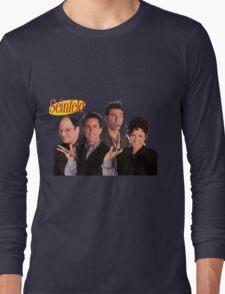 Seinfeld Cast Long Sleeve T-Shirt