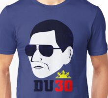Digong Duterte - DU30 Prints Unisex T-Shirt