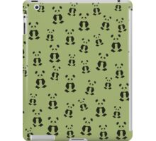 Cute Pandas Pattern iPad Case/Skin