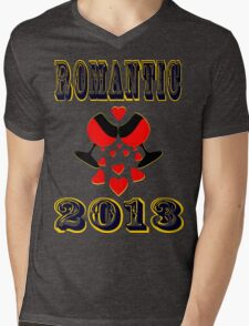 °•Ƹ̵̡Ӝ̵̨̄Ʒ♥Romantic 2013 Splendiferous Clothing & Stickers♥Ƹ̵̡Ӝ̵̨̄Ʒ•° Mens V-Neck T-Shirt