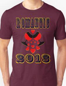 °•Ƹ̵̡Ӝ̵̨̄Ʒ♥Romantic 2013 Splendiferous Clothing & Stickers♥Ƹ̵̡Ӝ̵̨̄Ʒ•° Unisex T-Shirt