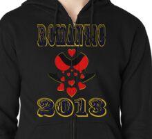 °•Ƹ̵̡Ӝ̵̨̄Ʒ♥Romantic 2013 Splendiferous Clothing & Stickers♥Ƹ̵̡Ӝ̵̨̄Ʒ•° Zipped Hoodie