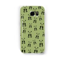 Cute Pandas Pattern Samsung Galaxy Case/Skin