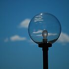 Lollipop light by Alex Martin