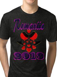 °•Ƹ̵̡Ӝ̵̨̄Ʒ♥Romantic 2013 Splendiferous Clothing & Stickers♥Ƹ̵̡Ӝ̵̨̄Ʒ•° Tri-blend T-Shirt