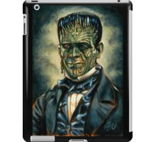 The Other by BigToe iPad Case/Skin