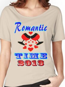 °•Ƹ̵̡Ӝ̵̨̄Ʒ♥Romantic Time 2013 Splendiferous Clothing & Stickers♥Ƹ̵̡Ӝ̵̨̄Ʒ•° Women's Relaxed Fit T-Shirt