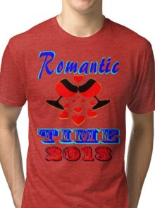 °•Ƹ̵̡Ӝ̵̨̄Ʒ♥Romantic Time 2013 Splendiferous Clothing & Stickers♥Ƹ̵̡Ӝ̵̨̄Ʒ•° Tri-blend T-Shirt