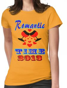 °•Ƹ̵̡Ӝ̵̨̄Ʒ♥Romantic Time 2013 Splendiferous Clothing & Stickers♥Ƹ̵̡Ӝ̵̨̄Ʒ•° Womens Fitted T-Shirt