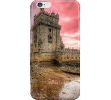 Torre de Belem Lisboa iPhone Case/Skin