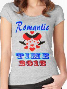 °•Ƹ̵̡Ӝ̵̨̄Ʒ♥Romantic 2013 Splendiferous Clothing & Stickers♥Ƹ̵̡Ӝ̵̨̄Ʒ•° Women's Fitted Scoop T-Shirt