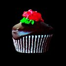 Chocolate Cupcake by debidabble