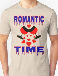 °•Ƹ̵̡Ӝ̵̨̄Ʒ♥Romantic Time Splendiferous Clothing & Stickers♥Ƹ̵̡Ӝ̵̨̄Ʒ•° Unisex T-Shirt