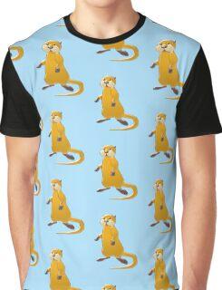 Sea Otter Graphic T-Shirt