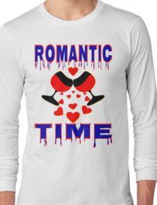°•Ƹ̵̡Ӝ̵̨̄Ʒ♥Romantic Time Splendiferous Clothing & Stickers♥Ƹ̵̡Ӝ̵̨̄Ʒ•° Long Sleeve T-Shirt