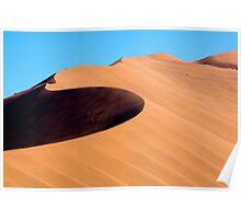 Namib Desert Sand Dune Poster