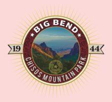 Chisos Mountains - Big Bend National Park Kids Clothes