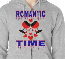 °•Ƹ̵̡Ӝ̵̨̄Ʒ♥Romantic Time Splendiferous Clothing & Stickers♥Ƹ̵̡Ӝ̵̨̄Ʒ•° Zipped Hoodie