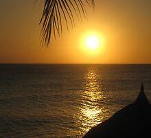 Aruba Sunset by Grabmatt