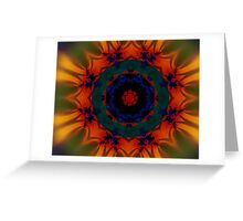 """3DFractalicious"" Greeting Card"