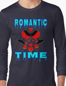 °•Ƹ̵̡Ӝ̵̨̄Ʒ♥Romantic Time Splendiferous Clothing & Stickers♥Ƹ̵̡Ӝ̵̨̄Ʒ•° Long Sleeve T-Shirt