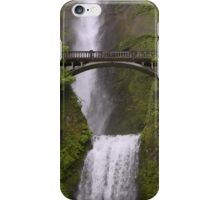 Multnomah Falls Columbia River Gorge Oregon iPhone Case/Skin