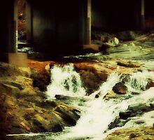along the river~ by Brandi Burdick