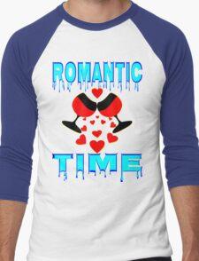 °•Ƹ̵̡Ӝ̵̨̄Ʒ♥Romantic Time Splendiferous Clothing & Stickers♥Ƹ̵̡Ӝ̵̨̄Ʒ•° Men's Baseball ¾ T-Shirt