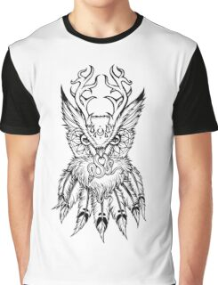Night Owl gets the Vibe Graphic T-Shirt