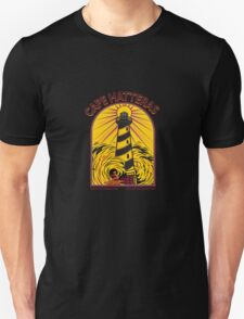 CAPE HATTERAS NORTH CAROLINA SURFING T-Shirt
