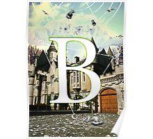 B - Balmoral Poster