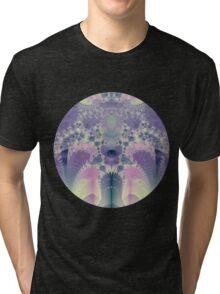 Purple Spring Tri-blend T-Shirt