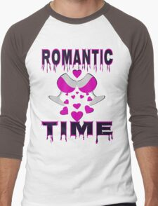 °•Ƹ̵̡Ӝ̵̨̄Ʒ♥Romantic Time Splendiferous Clothing & Stickers♥Ƹ̵̡Ӝ̵̨̄Ʒ•° Men's Baseball ¾ T-Shirt