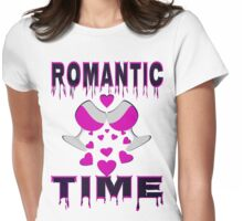 °•Ƹ̵̡Ӝ̵̨̄Ʒ♥Romantic Time Splendiferous Clothing & Stickers♥Ƹ̵̡Ӝ̵̨̄Ʒ•° Womens Fitted T-Shirt