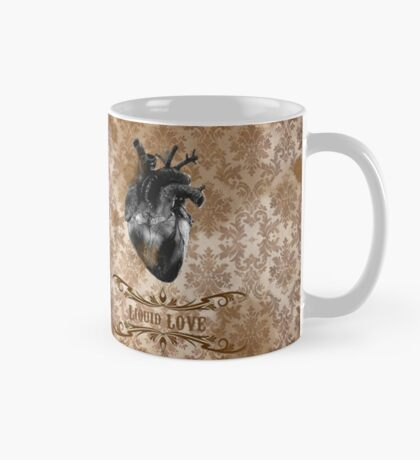 Tea Time; Love Mug