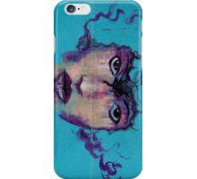 w_face iPhone Case/Skin